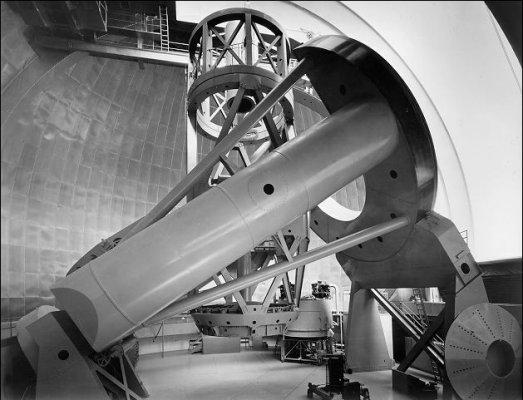 Telescopio Hale - M. Palomar