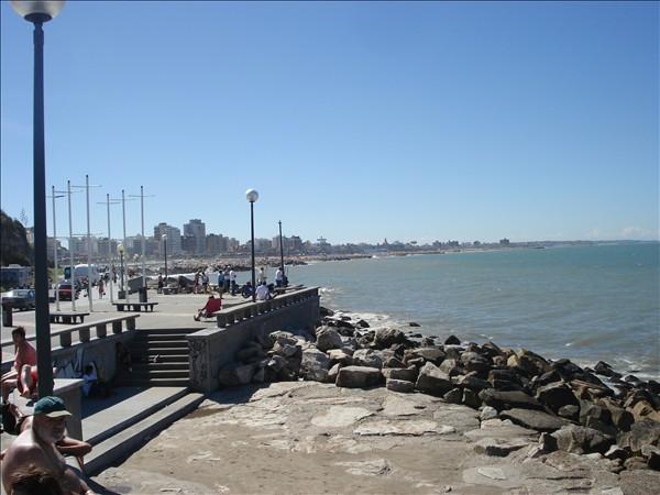 panorama,de mar del plata argentina