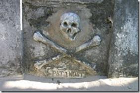 la tombe du pirate Mundaca